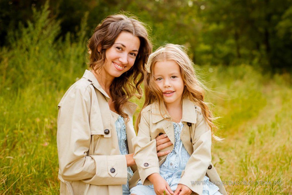 дочки-матери