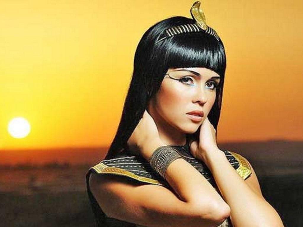 о косметике древности