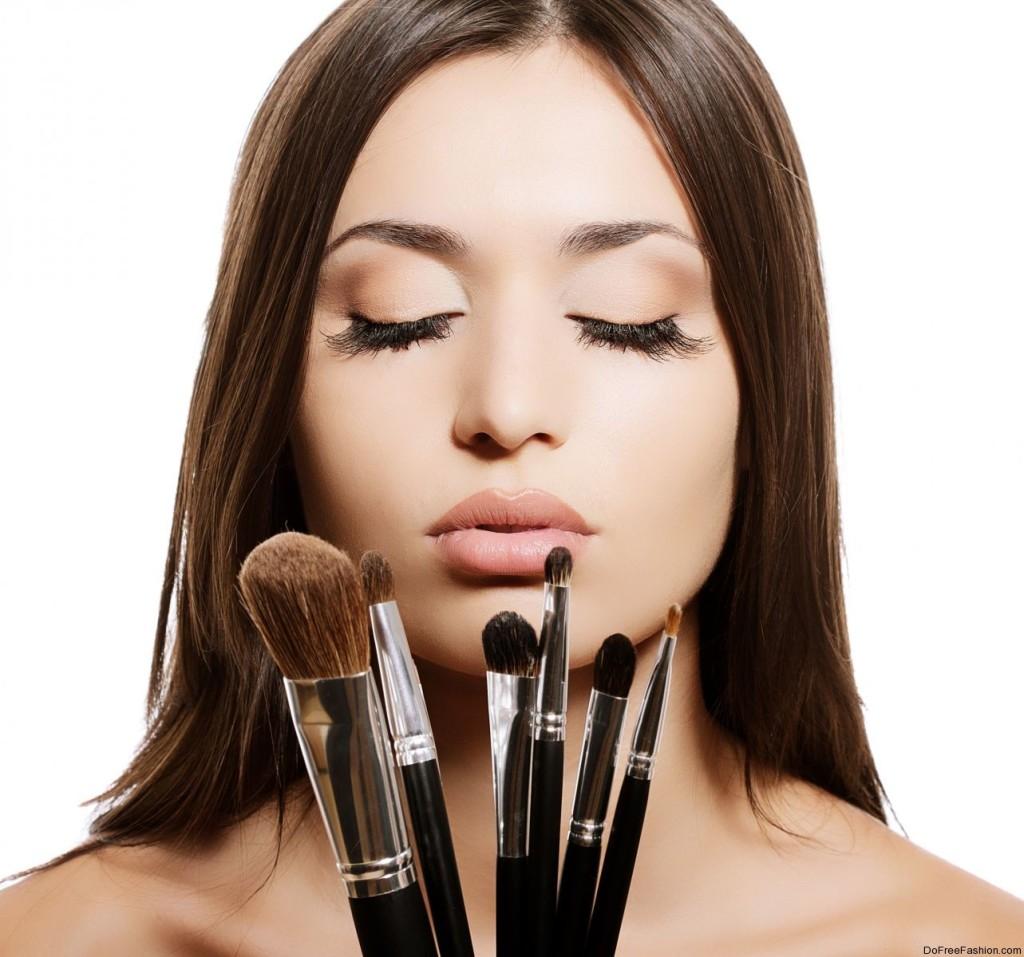 урок макияжа