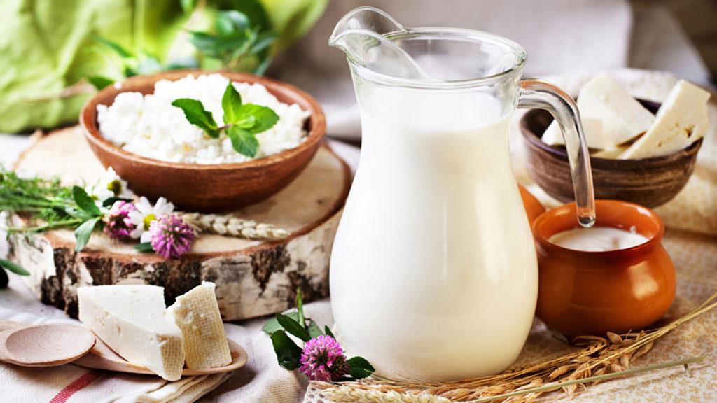 Важность молока
